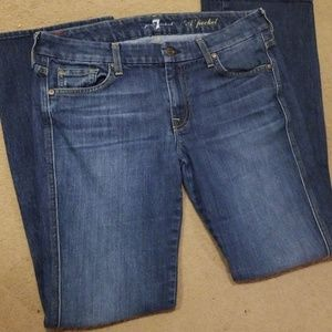 7 for man Kind A Style Pocket Jean